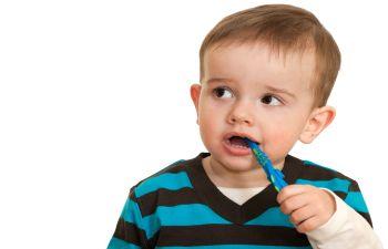 Highland Park Dentist How To Brush Baby Teeth Blog